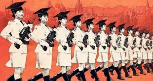 Güvenlik hizmetleri, Pekin'in casuslarının üniversitelerle ilgili yürüdüğü yürüyüşlerden korkuyor