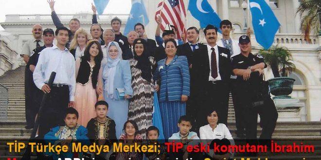 TİP eski Komutanı İbrahim Mansur ABD'nin emrine girmiştir. Şeriat mahkemesi talebinde bulunduk.
