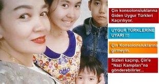 Uygurlara Çin Tuzağı; Çin konsolonsluklarına vize için gitmeyin, tutuklayıp Çin'e götürebilirler