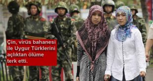 Çin, virüs bahanesi ile Uygur Türklerini açlıktan ölüme terk etti.-VİDEO HABER