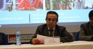 Prof. Dr. İlyas Doğan; Çin'in soykırım suçlarını mahkemelere taşıyalım.