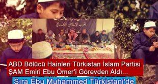 ABD'Bölücü Hainleri, TİP Emiri Ebu Ömer Türkistani'yi Görevden aldı.