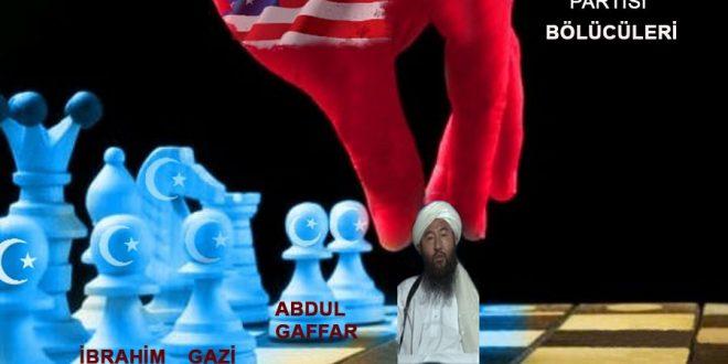 Türkistan İslam Partisi ve Amerika CIA/TİP Ortaklığı nereye Gidiyor
