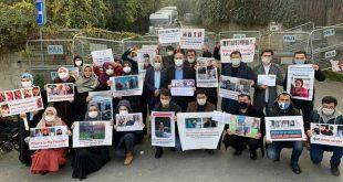 Sarıyer'deki eylem yasağı  Uygur Türklerinin eylemlerini Sonlandıracak mı ?