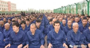 Ata-Yurdu Doğu Türkistan'da Uygur Türklerine karşı yapılan baskı, vahşet ve zulüm  soykırıma dönüşmüştür