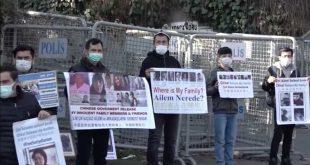 Türkiye'deki Uygurlar Endişeli
