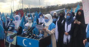 Doğu Türkistan'daki Çin Nazi Kampları için susturulmuş sesimiz olun