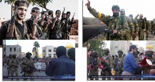 Türkistan İslam Partisi, Suriye'ye Demokrasi Getirmek için savaşan Özgür Suriye Ordusu'na Katıldı.