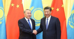 Kazakistan Devletinden, Doğu Türkistan'daki Çin işgaline destek ve mazlumlara ihanet