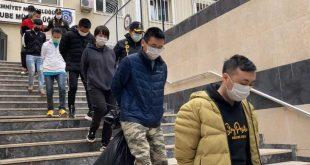 Kripto Para Operasyonunda 119 Çin'li yakalandı